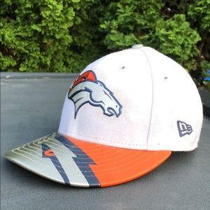 New Era 2017 Denver Broncos NFL Draft Hat